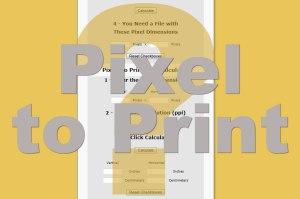 PixelToPrint